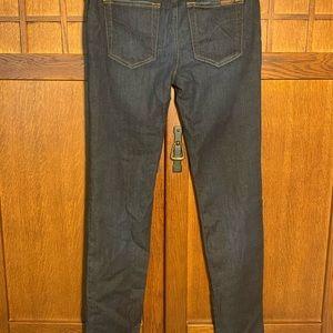 Joe's Jeans Jeans - Joes straight leg dark denim jeans.